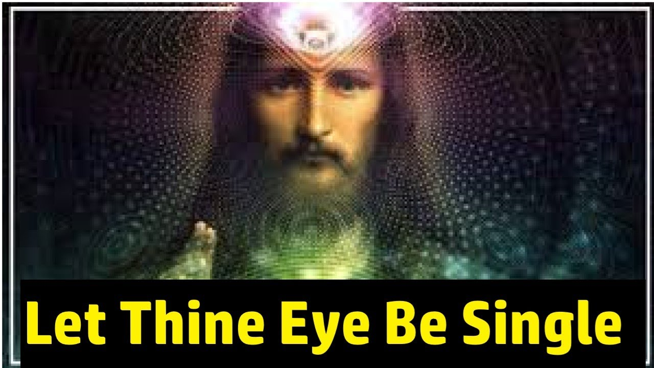 Did Jesus Teach Us How to Open Our THIRD EYE?