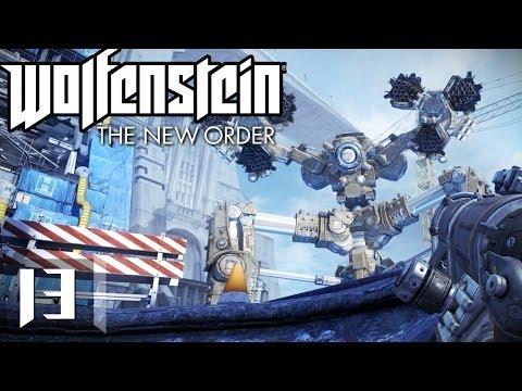 Прохождение Wolfenstein: The New Order — Часть 13: Лондонский монитор