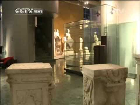 Norwegian museum to return Old Summer Palace columns