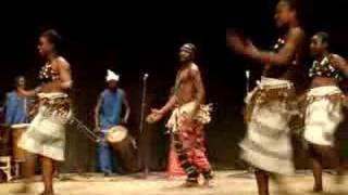 Muziek , Dans van de Gourmanché Burkina Faso