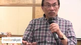 Anwar Ibrahim: Anwar Lebih Kaya Dari Syed Mokhtar?