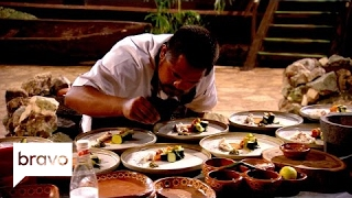 Top Chef: Sheldon Simeon Exit Interview (Season 14, Episode 13) | Bravo