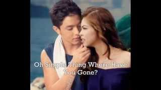 Wish I May Lyrics- ALDUBfanMade
