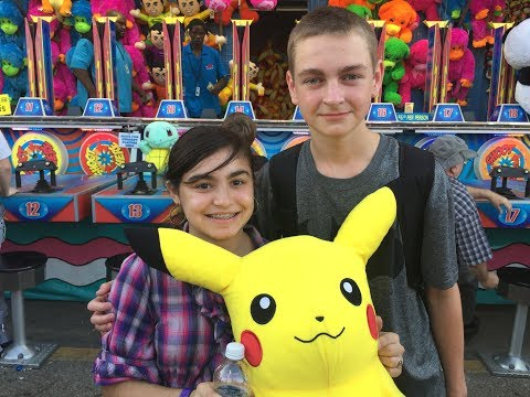 More carnival game fun at the NC State Fair!!! ... 10/14/17