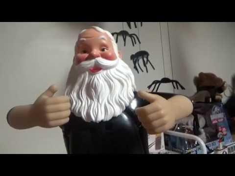 "Smart Industrial Group Animated ""Rock-A-Long Santa"" (Repair Video)"