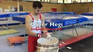 Oliver Hegi – Schweizer Kunstturner