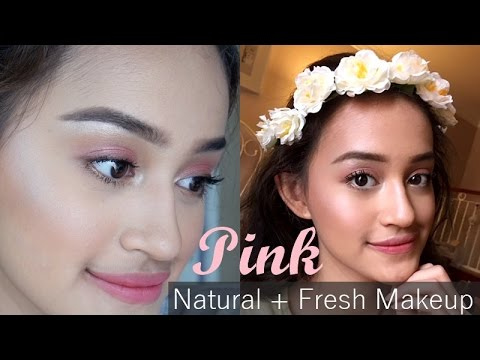 Tutorial Makeup Natural dan Fresh | Indonesia | Nadya Aqilla