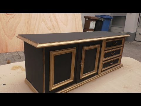 diy upcycling kommode m bel selbst gestalten aus. Black Bedroom Furniture Sets. Home Design Ideas
