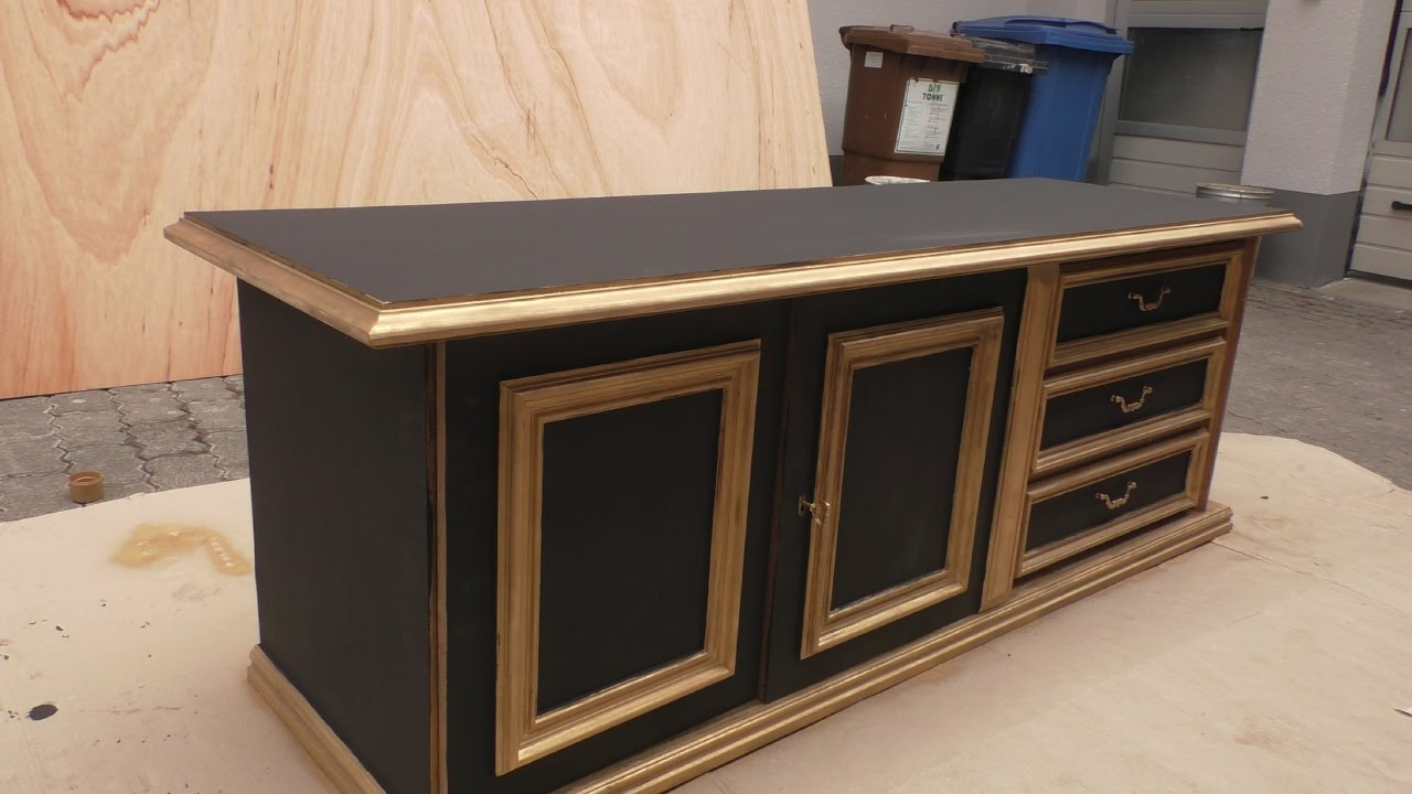 sideboard selber gestalten. Black Bedroom Furniture Sets. Home Design Ideas