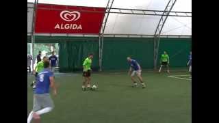 TV777, Mini fudbal CG, 1. kolo, sezona 2014/15, Vodomont Rapex
