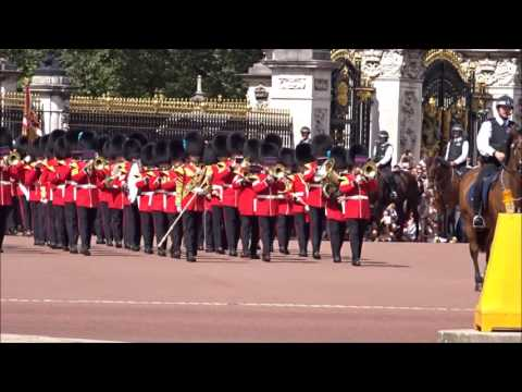 Changing The Guard, 7th August 2016.