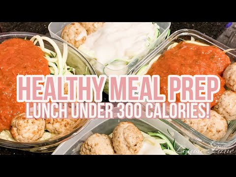 easy-healthy-meal-prep-|-ww-smart-points-&-calories-|-oat-muffins,-turkey-meatballs,-protein-balls)