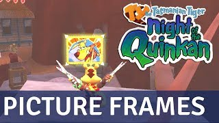TY the Tasmanian Tiger 3: Night of the Quinkan PC - 100% Walkthrough (1080p/60 FPS) - Picture Frames
