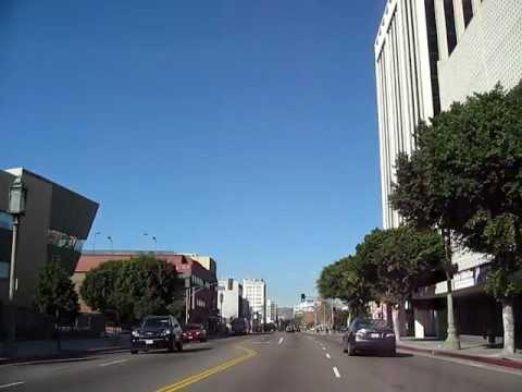 Wilshire Blvd, Los Angeles, CA