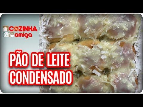 Pão De Leite Condensado - Gabriel Barone | Cozinha Amiga (06/03/18)