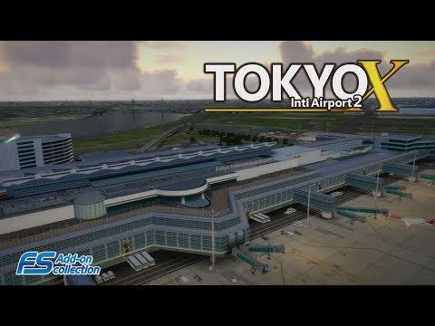 simMarket: TECHNOBRAIN - FS ADD-ON COLLECTION TOKYO INTL AIRPORT 2