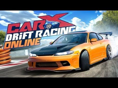 Nouveau Jeu De Drift PS4 : CarX Drift Racing Online