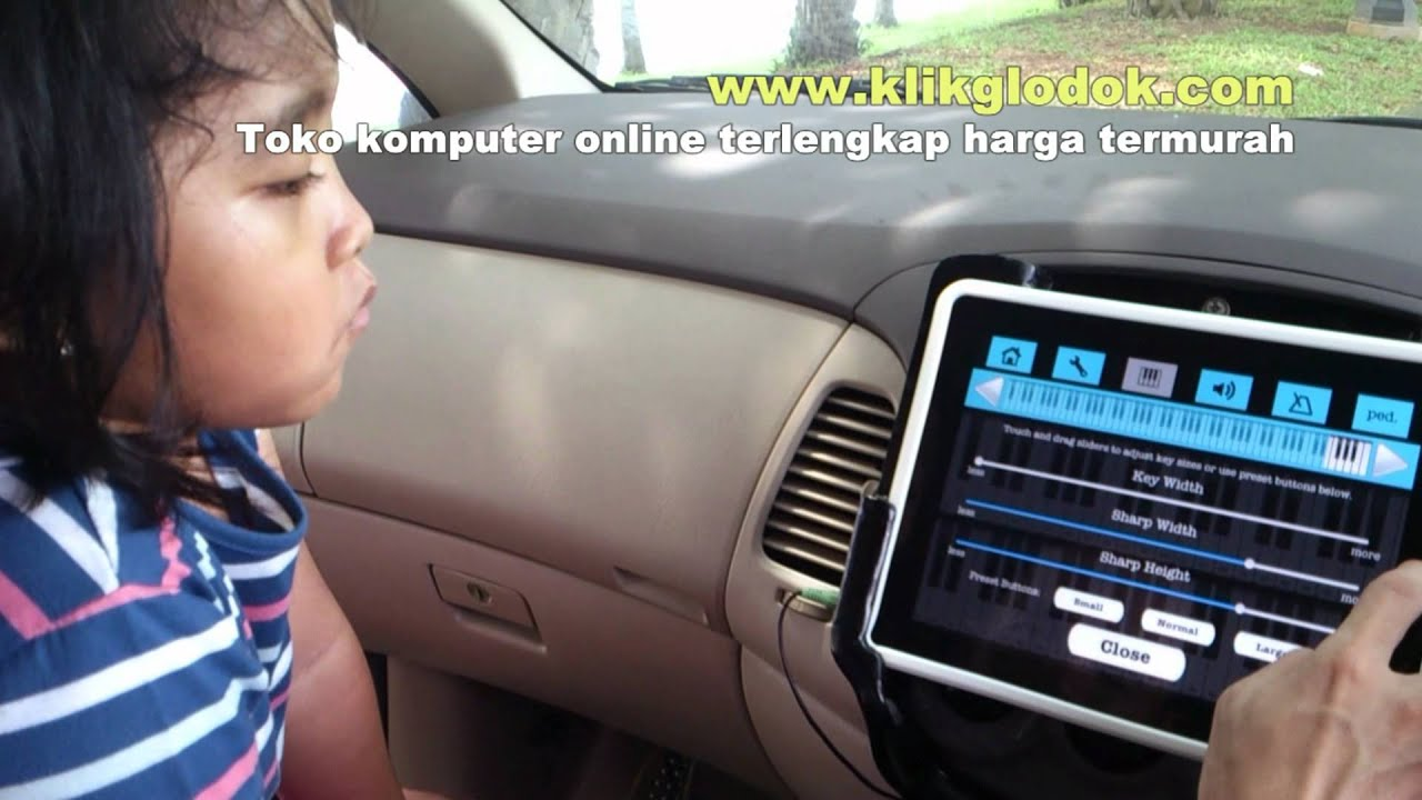 Ipad Di Mobil Toyota Innova Modifikasi