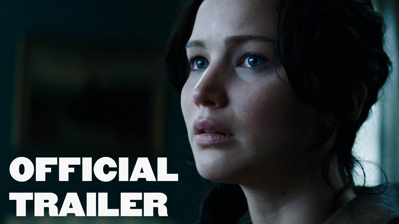 The Hunger Games Catching Fire Official Trailer Youtube
