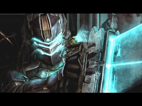 Dead Space All Cutscenes (Game Movie) 1080p HD