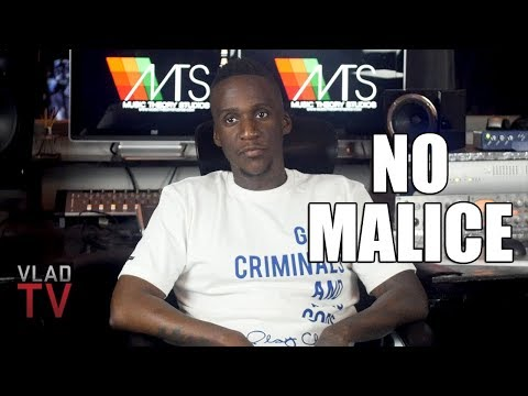 No Malice on Getting Involved with Drug Dealing, Forming Clipse with Pusha T (Part 1)