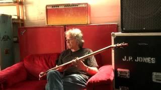 Building the John Paul Jones Signature Bass with Hugh Manson