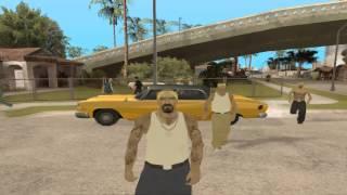 GTA San Andreas: Война банд # 1