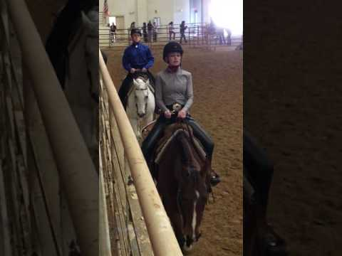 IHSA Open Horsemanship - Martin Community College