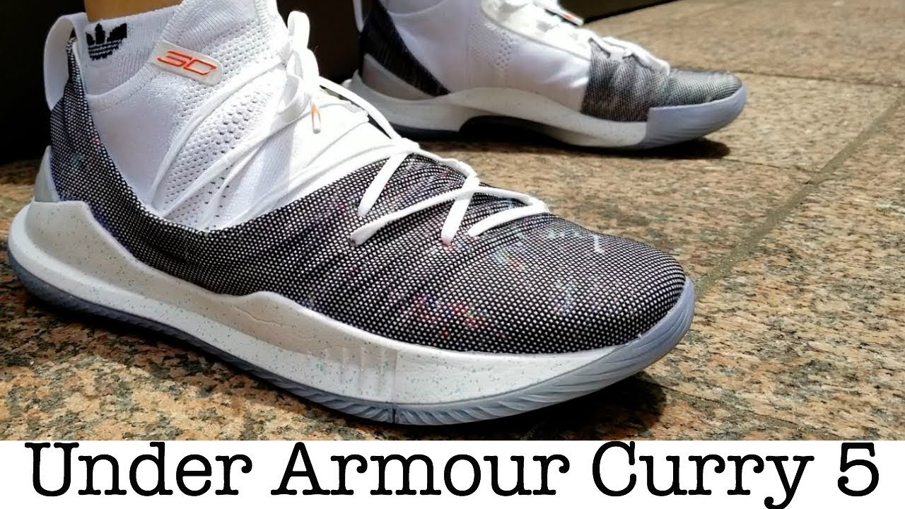ac770541b4b9 Under Armour Curry 5 What you need to know before buying - YouTube