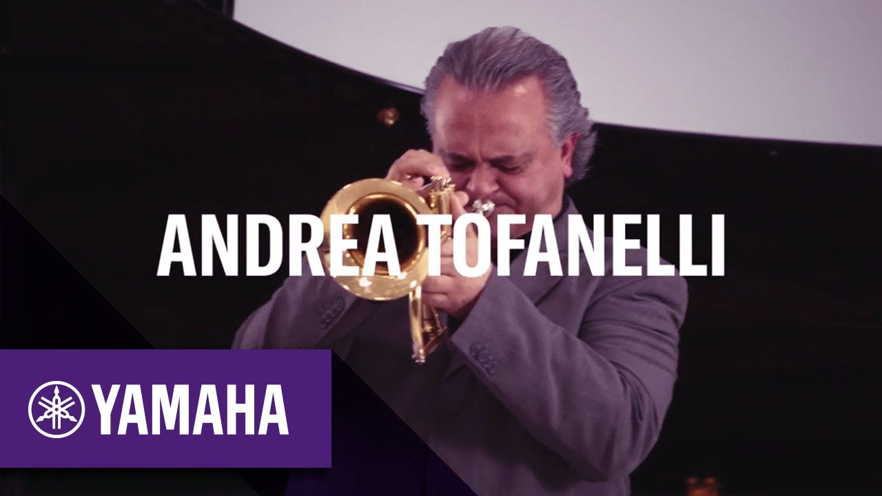 Interview to Andrea Tofanelli   Band & Orchestra   Yamaha Music