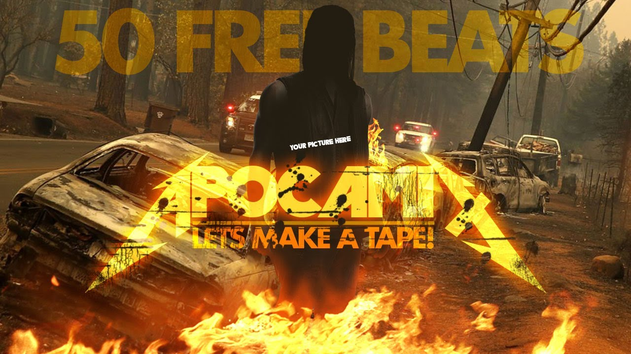 #TheApocamix - 50 Free Beats! LETS MAKE A TAPE!