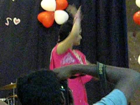 Dance By Ruchi Gupta at XISS Fresher Party 08