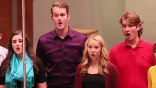 """Ecce vicit Leo"" by Peter Phillips; BYU Singers with Dr. Andrew Crane, conductor"