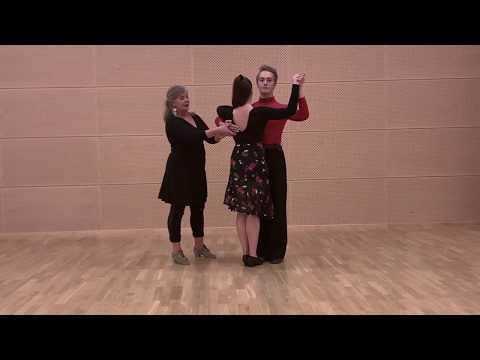 Video: Lissun tanssivinkit nro 1. - Suljetun otteen tuntuma vol1