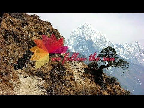Into Thin Air - Everest Base Camp Feb 2017 - German travel documentary