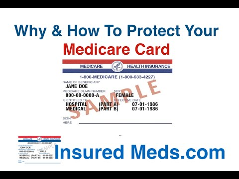 Call for stricter access to medicare cards after numbers sold on why how to protect your medicare card id ccuart Choice Image