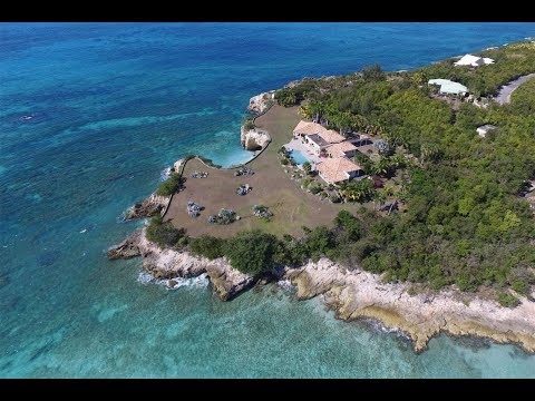 Tropical Beachfront Retreat in Terres Basses, St. Martin | Sotheby's International Realty
