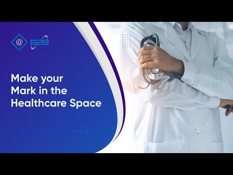 Lake B2B - Amplify your reach to the Top Healthcare audience of your choice.