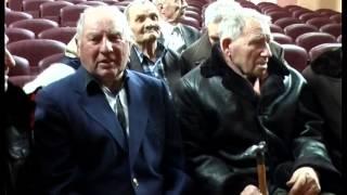 Вручение юбилейных медалей ветеранам ВОВ (с. Завьялово, Алтайский край 2015)