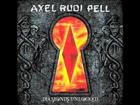 """AXEL RUDI PELL """" Like A Child Again """""""