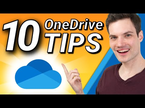 🧙♂️ Top 10 Microsoft OneDrive Tips & Tricks