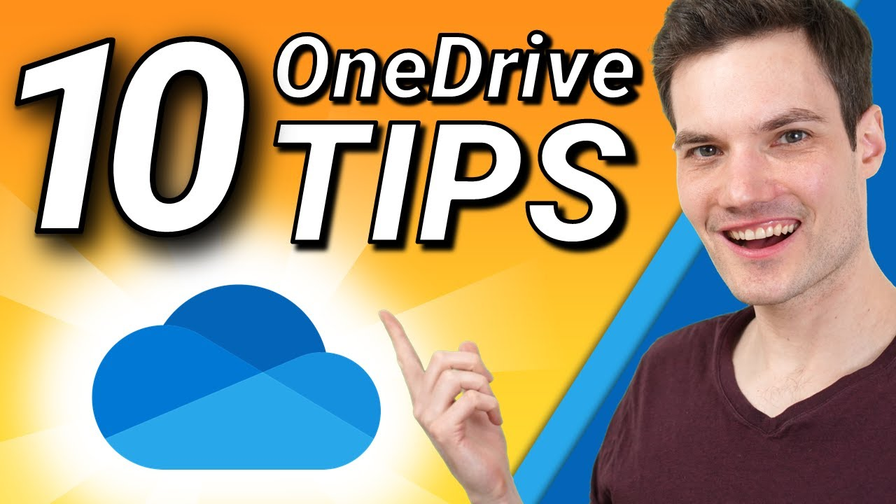 Top 10 Microsoft OneDrive Tips & Tricks
