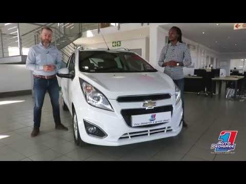 Chevrolet Spark 1 2 Ls Auto Pedigree Car Review