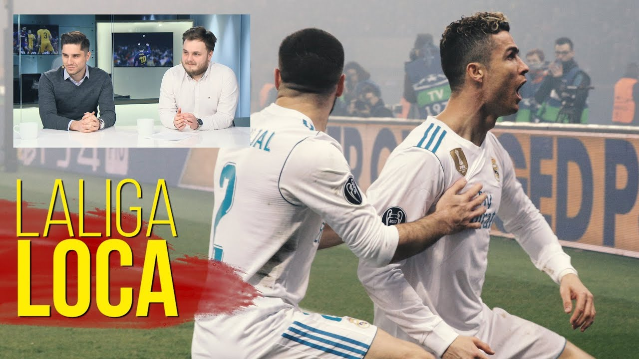 La Liga Loca #25 – Real awansował, PSG poza Ligą Mistrzów!