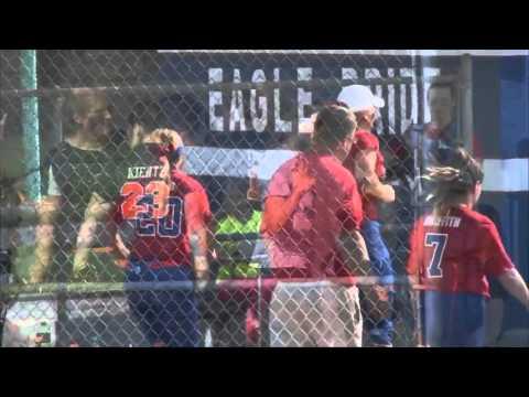 2016 Girls Softball North Putnam at South Putnam