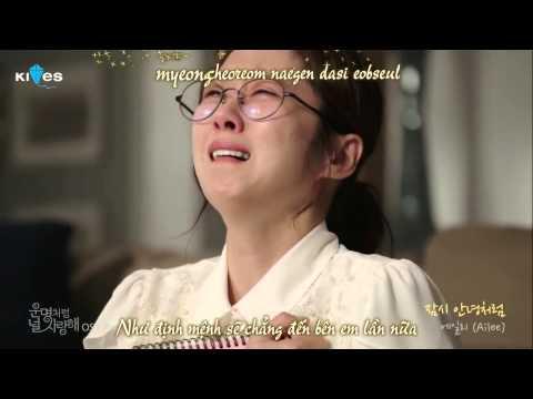 [Vietsub + Kara] Goodbye my love