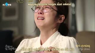 [Vietsub + Kara] Goodbye my love - Ailee (Fated To Love You OST 6)