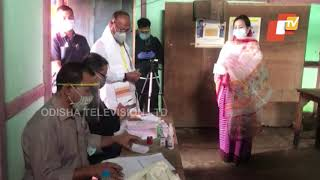 Manipur By-Elections | Voting Underway In Four Assembly Seats