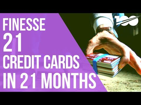 How I got 21 Biz Credit Cards in 21 Months to obtain $210k in Business Funding
