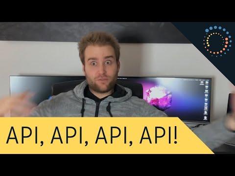 Was ist eine API (Application Programming Interface)?